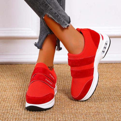 Sport Shoes For Women Jogger Women Running Chaussur Women's Sports Shoes 2021 Ladies Platform Sneakers Zapatillaa Tennis Scarpa