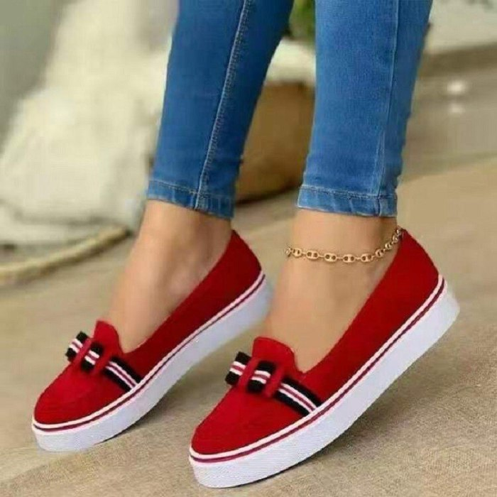 Women Fashion Shoes 2021 Luxury Designer Casual Sneakers Canvas Breathable Slip On Vulcanized Shoes Platform Female Flat Shoes