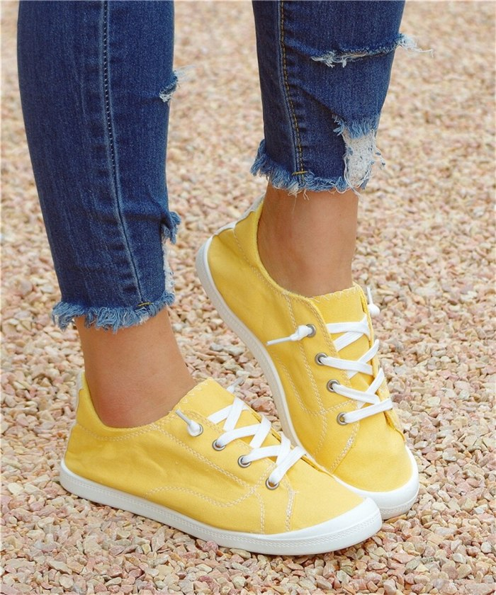 Women's Slip-on Shoes Flat Loafers for Women 2021 Summer Flat Canvas Shoes Solid Color Female Vulcanized Shoes Sneakers