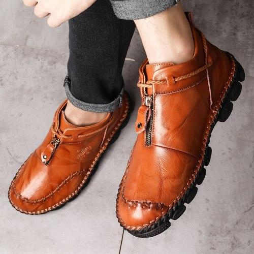 Mens boots  hot shoe fashion footwear casual Casual flat sneaker leisure men Sneaker sale black mens male 2021 sneakers man