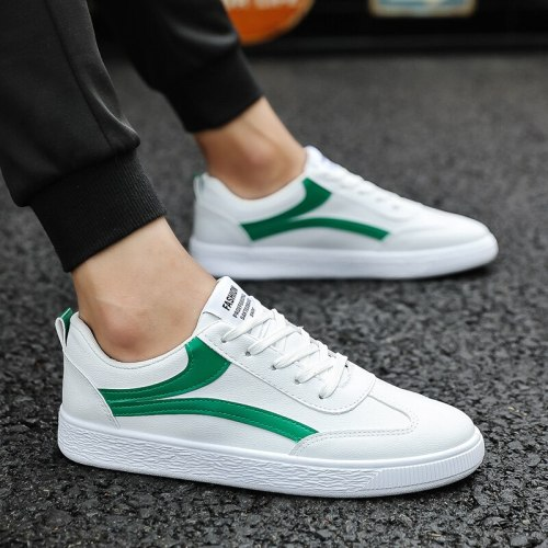 2021 Men Casual Shoes Summer New Fashion Flat Breathable Sneakers Light Shoes Male Tennis Sneaker White Business Travel Footwear