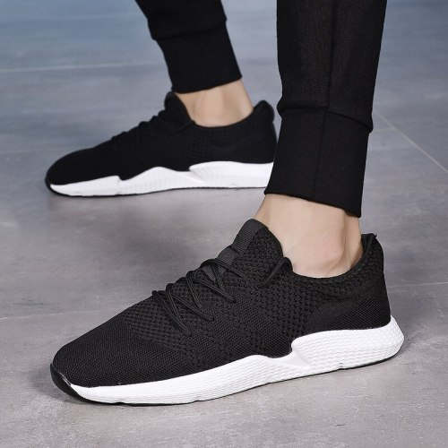 Sports Men's Shoes Summer New Breathable Mesh Shoes Men's Lightweight Running Shoes Mesh Casual Travel Comfortable Fashion Shoes