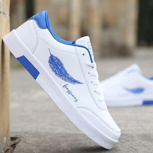 Men's Shoes Fashion Tide Shoes 2021 New White Shoes Breathable Non-slip Wild Casual Shoes Men Outdoor Sports Shoes