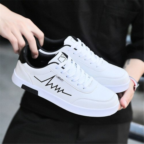 Men's Vulcanize Shoes Shallow Wedge sneakers for men Wear-resistant Non-slip Mens casual shoes Spring/Autumn Flat Shoes Outdoor