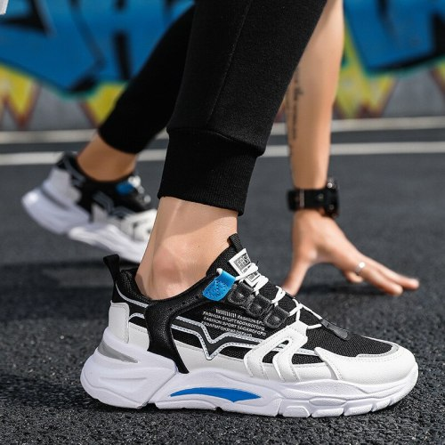 Men's Casual Shoes Spring Sneakers Men Masculino Adulto Autumn Breathable Fashion Snerkers Men Trend  Flat New