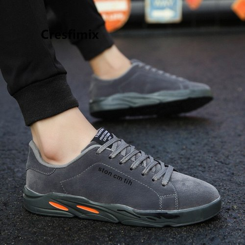Baskets Hommes Male Durable High Quality Anti Skid Spring Lace Up Shoes Men Black Comfortable Street Shoes