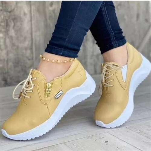 2021 Autumn and winter new leisure sports viscose shoes spot low-top Leisure sports pure color round head single shoe