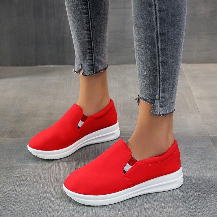 Women Sneakers 2021 Fashion Women Shoes Breathable Women Casual Shoes Platform Woman Baskets Femme