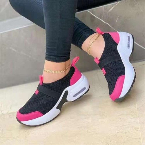 Women's Sneakers Shoes For 2021 Spring New Slip On Ladies Casual  Women's Casual Sports Shoes With Flat Women's Sports Shoes