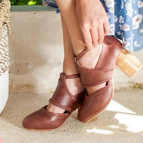 PU 5 Cm Heel women 'S sandals Shoes women's sandals , Platform Sandals, Single women
