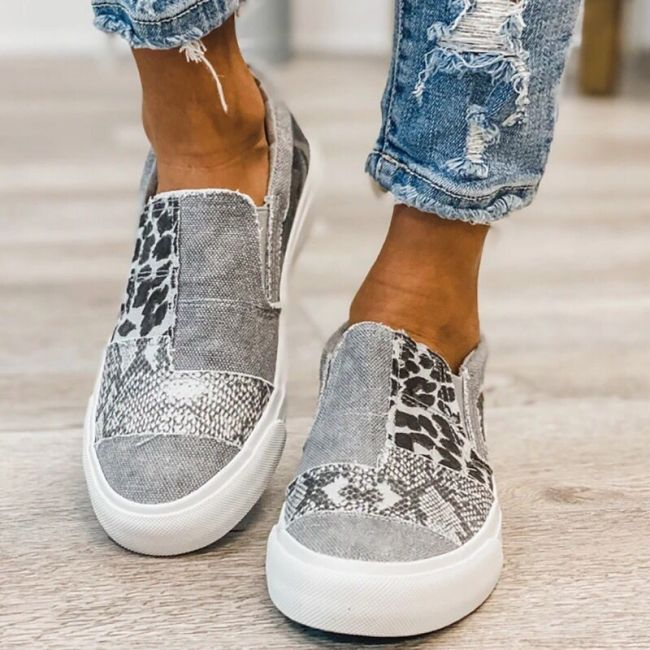 2021 Autumn Women Flat Shoes PU Canvas Gladiator Shoes Women Luxury Designers Wedge Ladies Casual Beach Office Party Sneakers