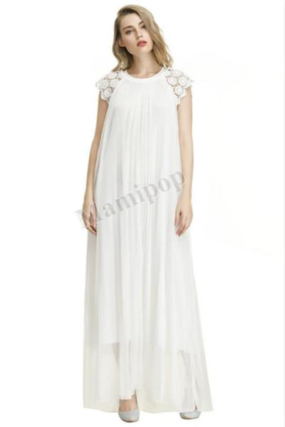 2020 News Style Loose Pregnant Women Long Dress