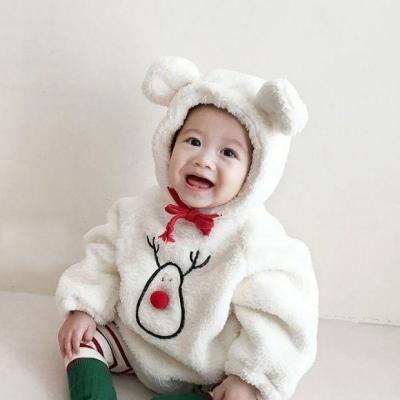 Winter Children's Wear Jumpsuits for Infants