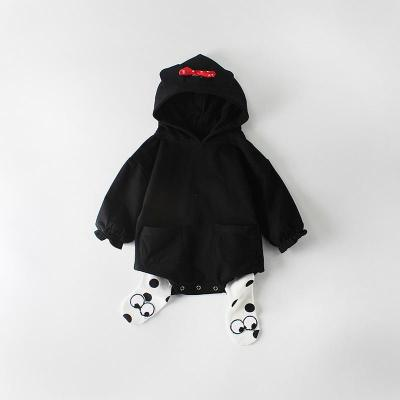 Spring 2020 Baby  Clothes Hooded Jumpsuit Creeper