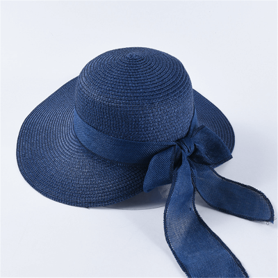Summer Sunscreen Shade   Woven Straw Hat