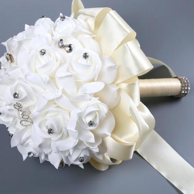 Bridal Wedding Bouquet Party Decor Floral Flowers