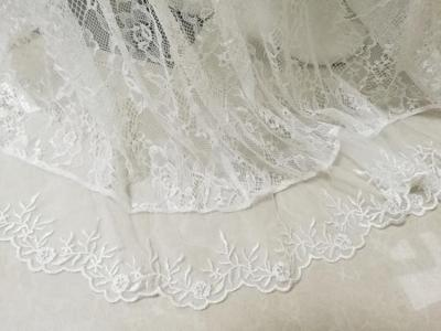 Exquisite Lace Maternity Photo Long Skirt