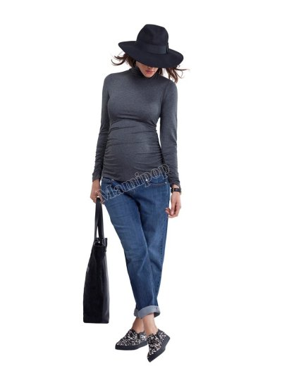 2020 New Style T-shirt For Pregnant Women