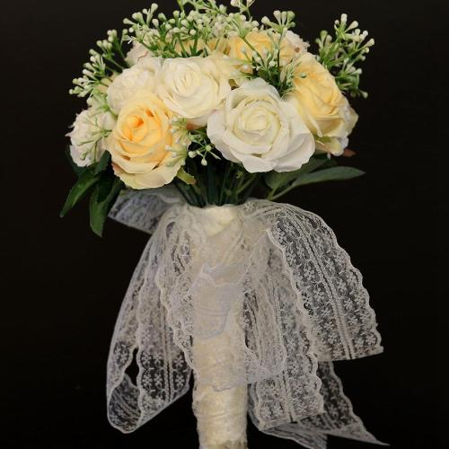 Simulated flower bouquet decorative household