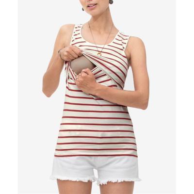 Summer Casual  Maternity T-shirts