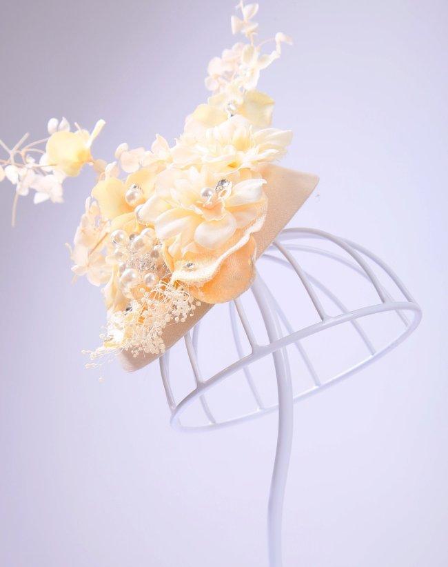 Banquet headdress hair accessories bride