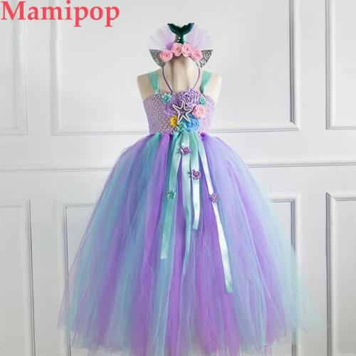 Girls Tutu Dresses for Unicorn Party