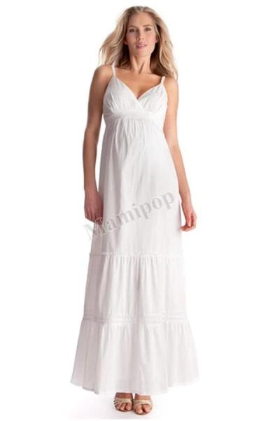 The Simple Spaghettti Strap Maxi Dress