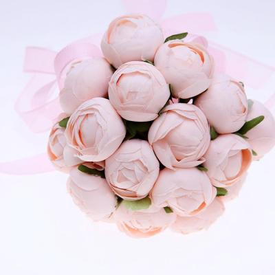 Bridal Wedding Bouquet Party Decor Floral Arrangements Centerpiece Crafts