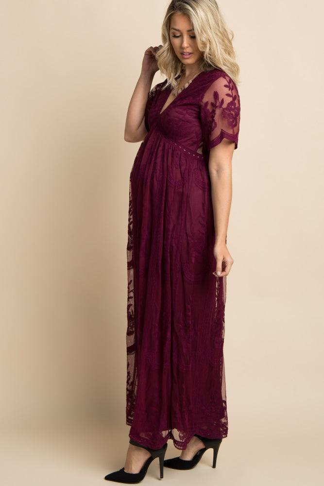Clothes For Pregnant Women Maternity Dresses Evening