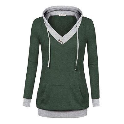 Maternity wear autumn and winter  zipper weight loss breastfeeding pregnant women sweater