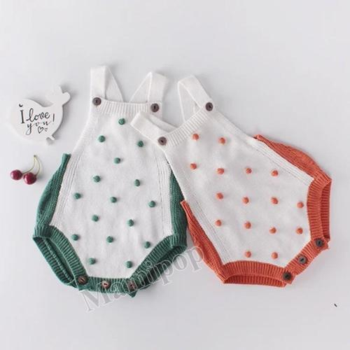 Autumn 2020 Handball Baby Knitting Wool Knit Sweater Bag Clothes Crawling Clothes