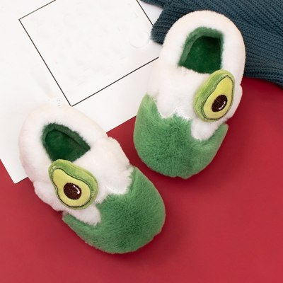 New baby shoes Toddler Boys Girls Little Kids Shoes Warm Cute Animal comfortable Kid Home Slipper