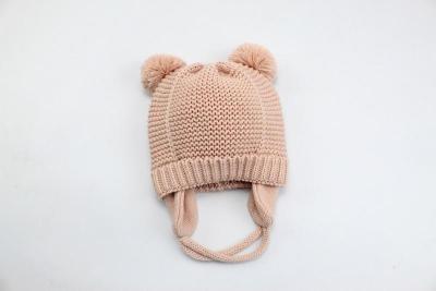 3 Sizes Baby Hats 1-5 Years Boys Girls Hats Kids Winter Hats
