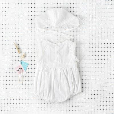 Children's Siamese Clothes for Infants and Young Girls Trigonometric Hat Climbing Clothes