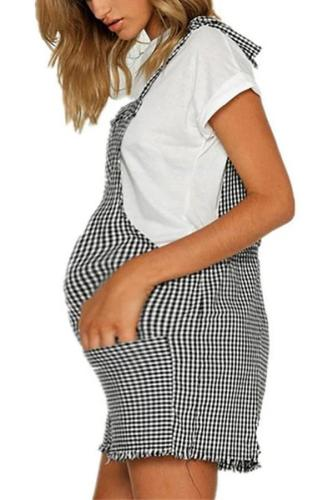 Maternity Casual New Strap Jumpsuit