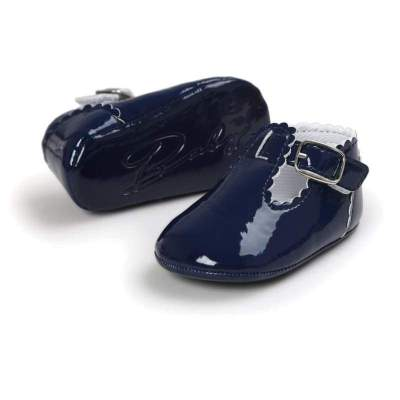 Baby Moccasins Shoes Baby Soft Faux Leather First Walkers
