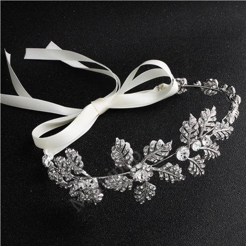 Alloy Leaf Headband Wedding and Photography Hair Accessories