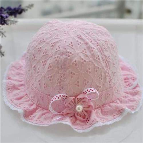 Summer Cute Baby Girl Hat Beanie Summer Style