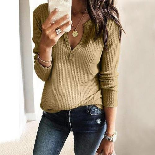 Maternity Plain Loose Sweater
