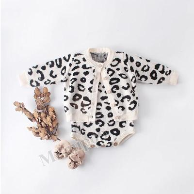 Baby 0-2 Baby Girls' Pack Leopard Jacket Two Single Patches