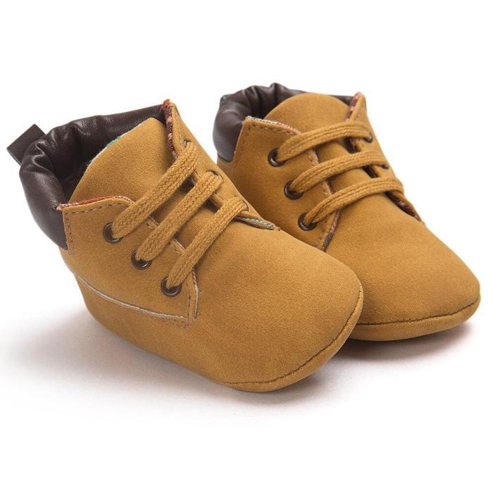 First Walkers Winter Newborn Baby Super Warm Soft Bottom Anti-slip Classic Boots