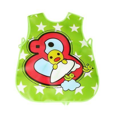 Waterproof Bibs Kids Feeding Apron Saliva Towel Baby Bibs for Babies Accessories
