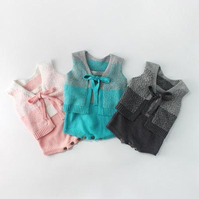 2020 Baby Girl Boy Vest Two Piece Set