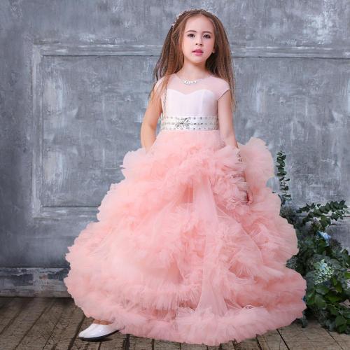 Autumn /Winter Children's Skirt Spring Summer Peng Sha Princess Skirt Dress