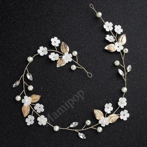 Photography Hair Accessories Crystal Headpiece Bridal Hair Jewelry