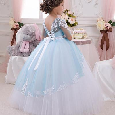 Autumn and winter children's skirt children's Princess pompous skirt dress
