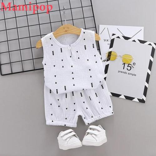Summer Clothing for Kids Infant Baby Kids Boys