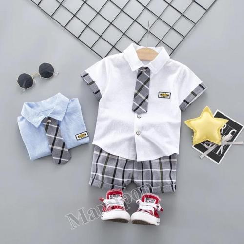 Children's Summer New Summer Style T-shirts Sets