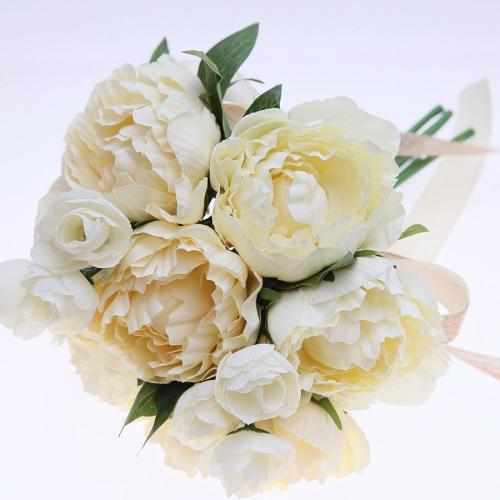 Silk Flower for Home Party Decoration Wedding Bouquet Flowers