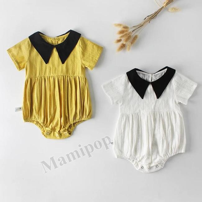 Summer 2020 New Baby Jacquard Clothes Cotton Climbing Clothes